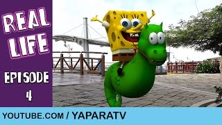 SpongeBob in real life 4