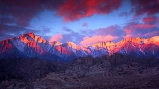 Sunrise on the Sierra Nevada - Original song