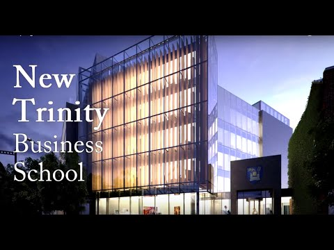 Ranked N° 1 Trinity Business School, Trinity College Dublin