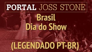 JSTWT - Brasil - Dia do show (LEGENDADO) HD 720p