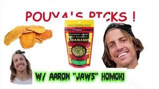 "Pouya's Picks Episode #4 (w/ Aaron ""JAWS"" Homoki)"
