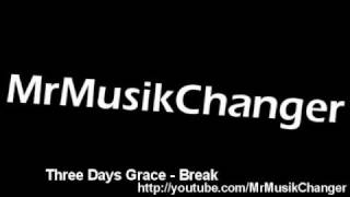 Three Days Grace - Break (Chipmunk Style)