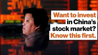 Want to Invest in China's Stock Market?