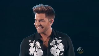 Adam Lambert - faith by george michael live at greatest hits ABC 2016