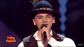 Bogdan Octavian Hurban - LIVE - In codru cu frunza lata - Vedeta Populara