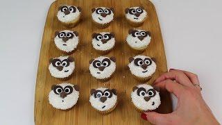 Baby Panda Cupcakes I CHELSWEETS