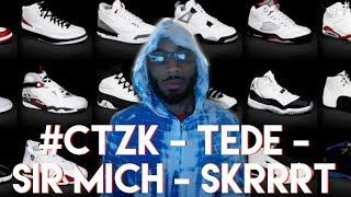 Reaction To - #CTZK - Tede - Sir Mich - SKRRRT