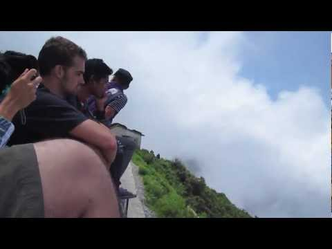Video – Riding on the Rooftop of a Bus in Nepal Part 2
