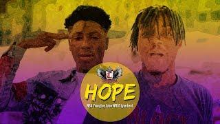 "NBA Youngboy Juice WRLD type beat ""HOPE"" instrumental"