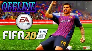 [700MB] FIFA 20 MOD FIFA 14 Android Offline BEST GRAPHICS   Download FIFA 20 For Android