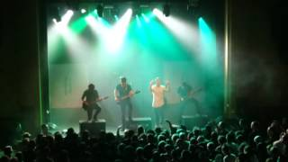 Breakdown Of Sanity - From The Depths live at Bierhübeli 29.09.16