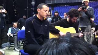 Linkin Park - The Messenger Acoustic @ LPU Summit