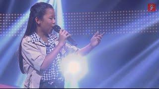 The Voice Kids Thailand - ปูเป้ - รักบ้านทุ่ง - 22 Feb 2015