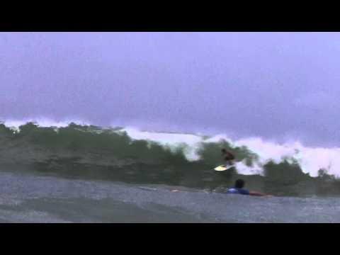 Nicaragua Smiles water footage B