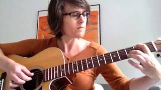To let myself go - cover Ane Brun