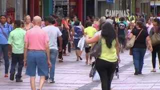 Conheça a tradicional Rua Treze de Maio em Campinas