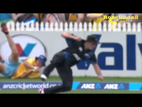 Astonishing catch by BALL BOY in cricket!!! Give the kid a game!!!