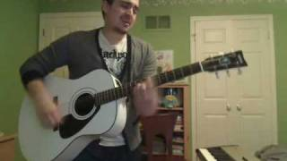 Use Somebody - Kings of Leon - Chad Doucette - Acoustic Cover