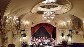 Joseph Haydn - Symphony  45 - Finale. (Duna Plaota, Budapest)