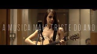 """""""A Música Mais Triste Do Ano"""" Ao vivo (ESPECIAL MINI-TURNÊ) - Mariana Nolasco"""