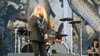 Saxon - And the Bands Played On - Live Getaway Rock 2012