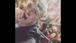 Mc bin laden (show ao vivo) Minha ex ta bem só não ta melhor que eu