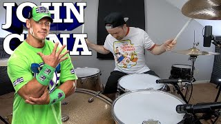 WWE John Cena The Time is Now Theme Song Drum Cover
