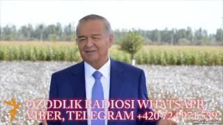 Каримов ўз ислоҳотлари маҳсулини водийликлар ҳаëтида кўрди