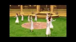 5. Barbie e as 12 Bailarinas - Instrumetal ( Segunda dança no mundo mágico)