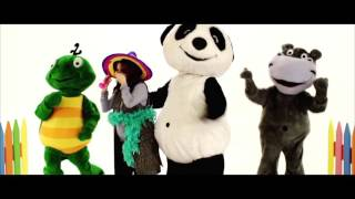 Parabéns Panda! Making Of Clip do 20º Aniversário