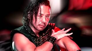 "{WWE}Shinsuke Nakamura Official Theme (with Crowd Singing)""Rising Sun"""
