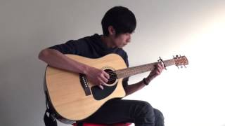 Titanic Theme - My Heart Will Go On(Acoustic cover by Steve Lin )