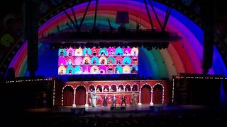 The Muppets - The Muppet Show Theme Song - Live @ Hollywood Bowl 9/9/17