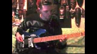 Saetia - The Sweetness And The Light (Bass Cover)