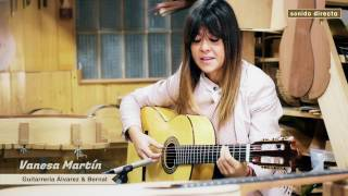 """Guitarrería Álvarez & Bernal - Vanesa Martín """"Te has perdido quién soy"""""""