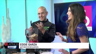 EDDIE GARZA y una receta deliciosa