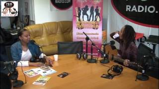 Lycinais Jean dans du haut des femmes sur p2mRadio