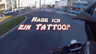 HABE ICH EIN TATTOO? | AustrianRiders - Justin | 50ccm MotoVlog