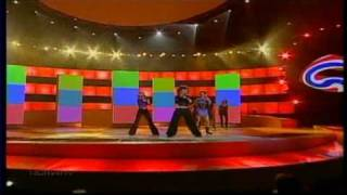 Eurovision 2000 08 Norway *Charmed* *My Heart Goes Boom* 16:9 HQ