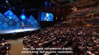 Įsimintiniausios akimirkos iš 2015 m. Pasaulinės lyderystės konferencijos