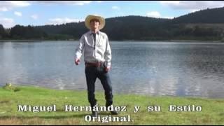 MIGUEL HERNANDEZ Y SU ESTILO ORIGINAL ... SE PUSO BUENA TU HERMANA.. CANTA AUTOR MIGUEL HERNANDEZ..