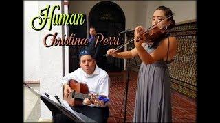 Christina Perri - Human - Eleganza Violin & Guitar Ensemble