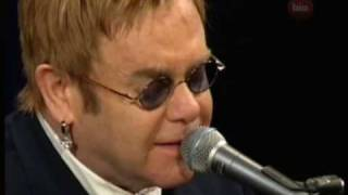 Sir Elton John sings 'Border Song'  ITAS