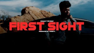 "[FREE] Khalid Type Beat - ""First Sight"""
