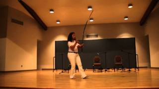 Mestre Tisza Berimbau Solo- Centro Capoeira Angola OuroVerde Flagstaff
