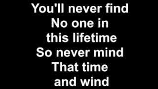 Jah Cure - never find (Lyrics)