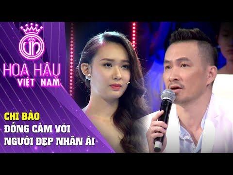 Hoa hậu Việt Nam   Chi Bảo đồng cảm với Người đẹp nhân ái Nguyễn Thùy Linh