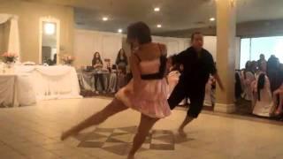 """The Wedding Choreographers- """"Hungry Eyes"""" routine"""
