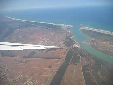 Morocco, Rabat – Landing.