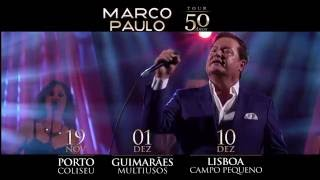 Marco Paulo | Tour 50 anos